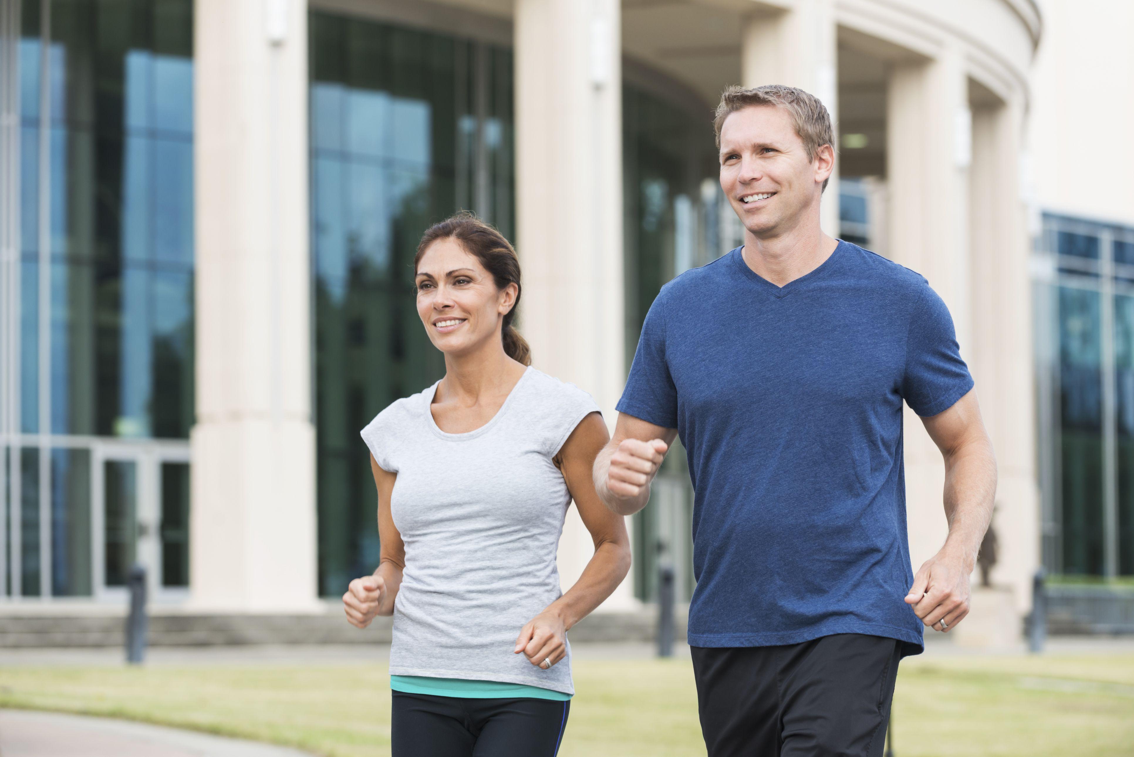 20 Minute Brisk Walking Workout
