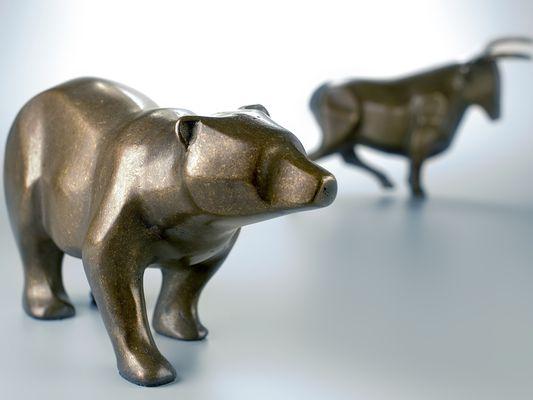 Bear trading