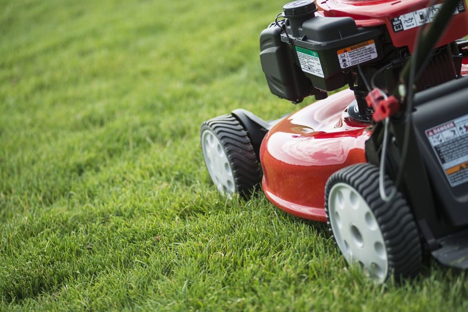 A Basic Part Of Lawn Mower Maintenance