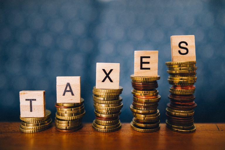 Taxes increase