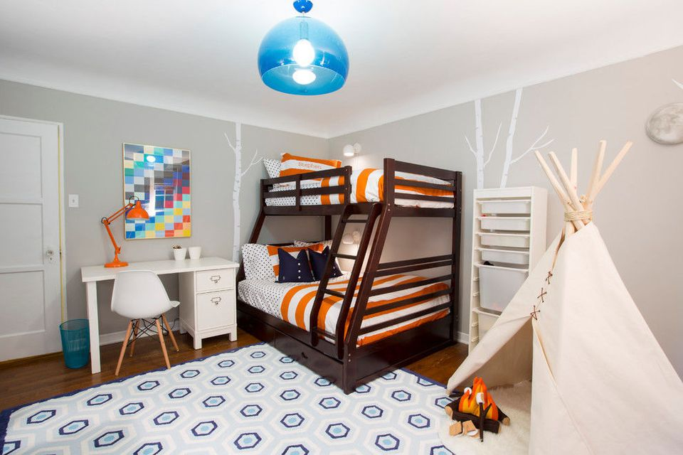 How To Decorate A Gender Neutral Kids Bedroom