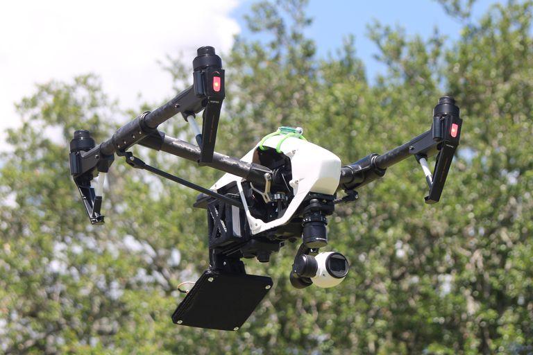 Drones RFID