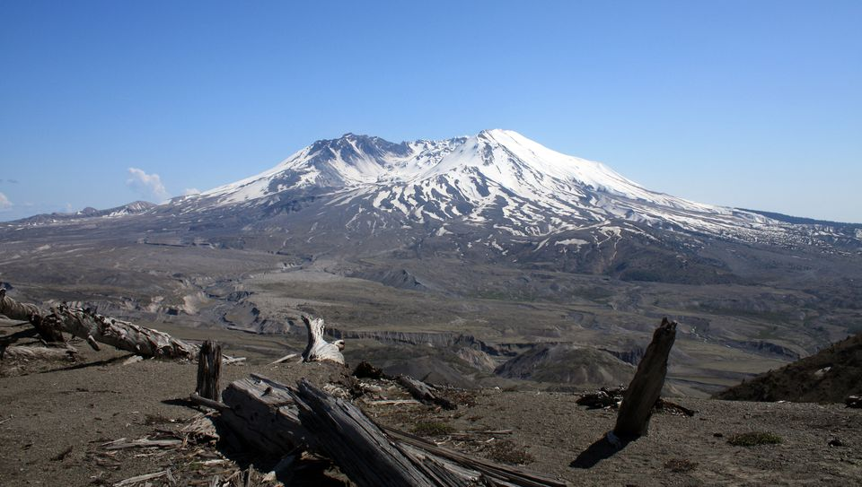 Mount St. Helens - Three Decades After the 1980 Eruption