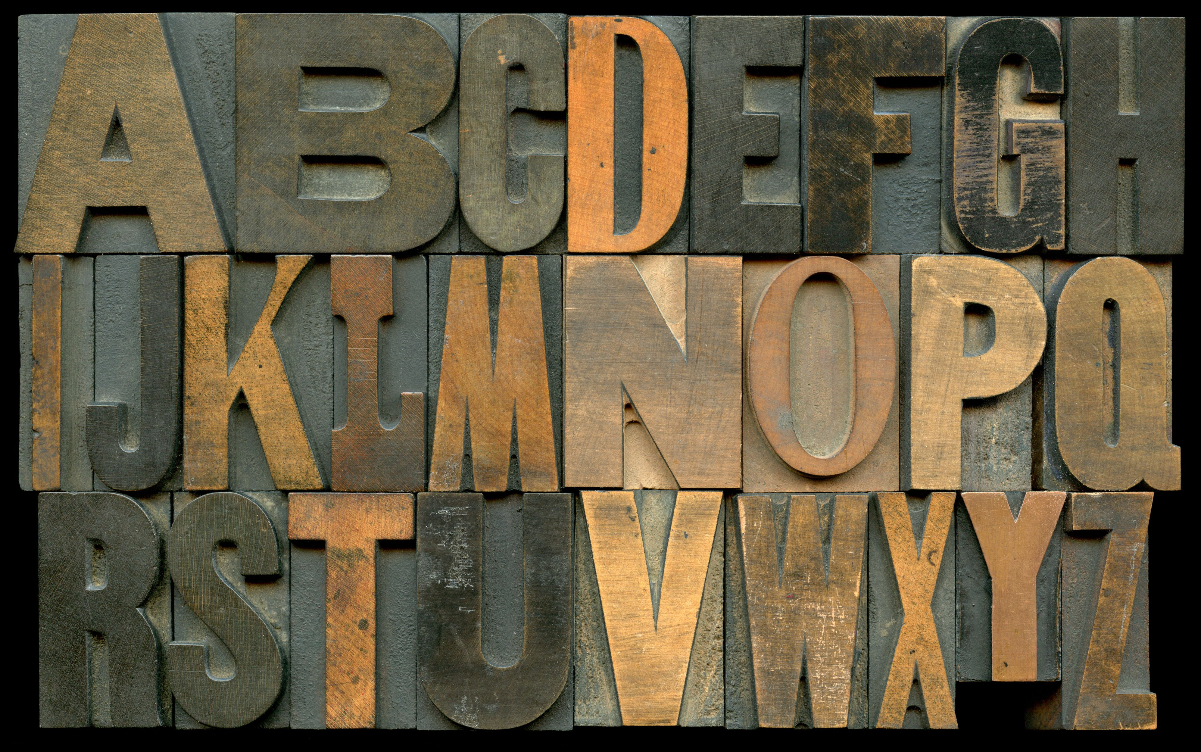 An Introduction To Typeface Anatomy