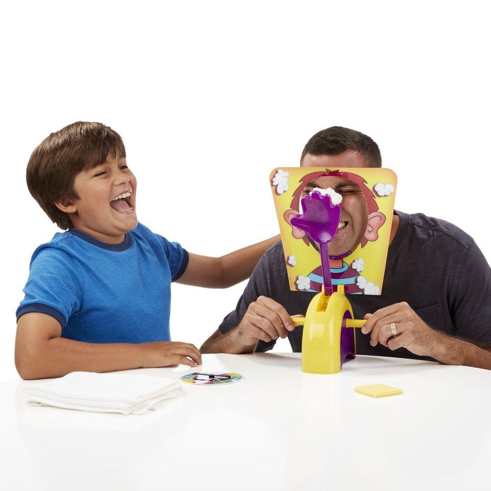 Pie Face Game hasbro