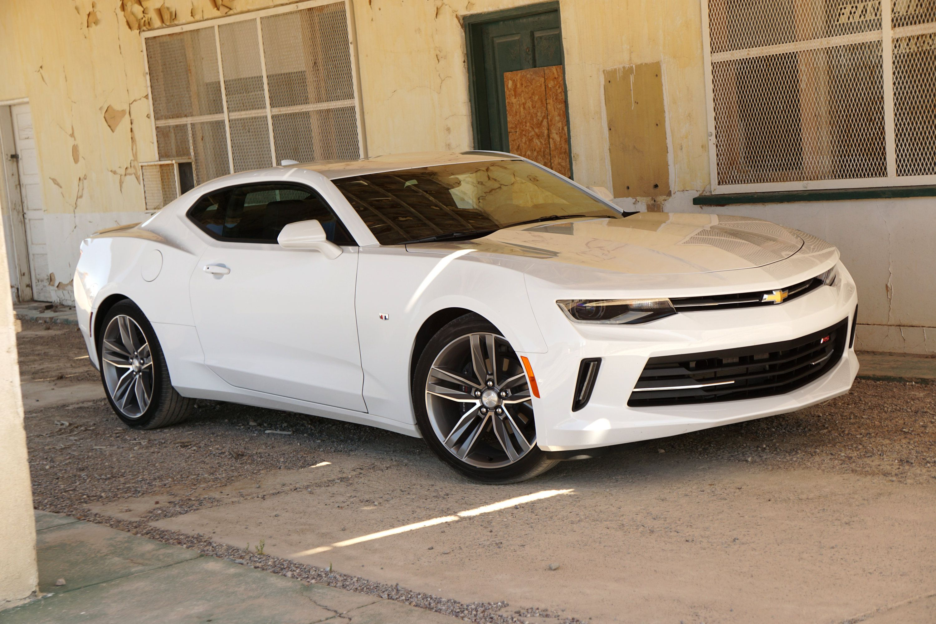 2016 Chevrolet Camaro 2 0T review