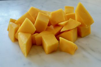 Mango recipes preparation tips and how to store mangoes the best way to cut a mango ccuart Choice Image