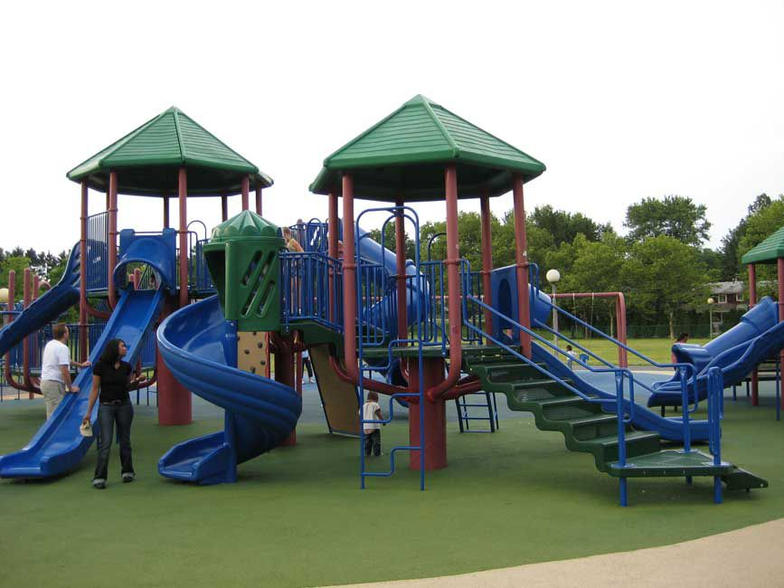 Top Children Playgrounds In Akron Ohio