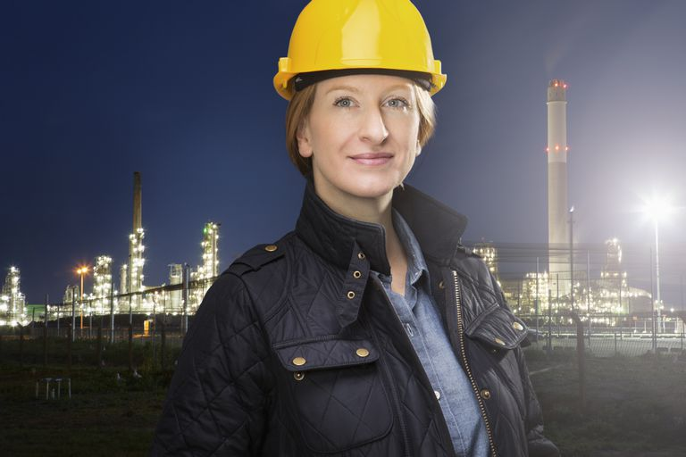 Chemical engineers can work anywhere in the world.