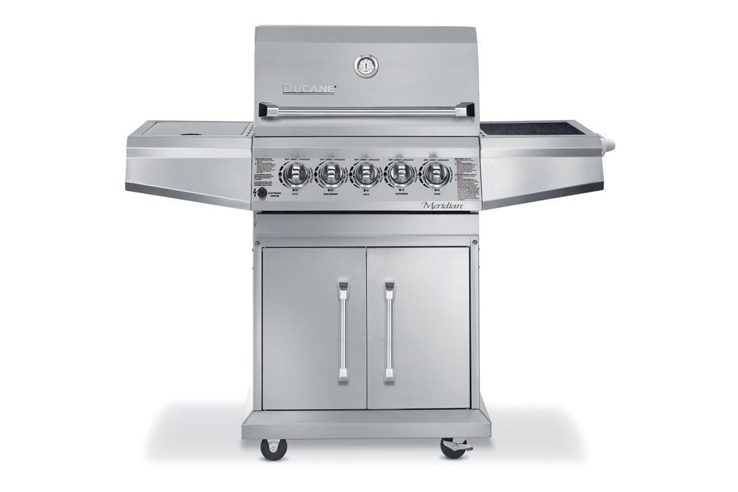 Ducane Stainless Steel 36 000 Btu Gas Grill Review