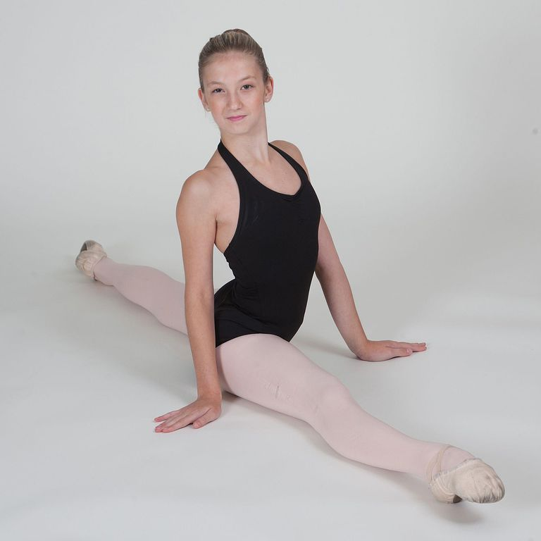 how to stretch your feet for dance