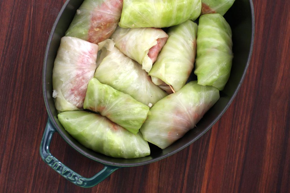 Food Network Cabbage Rolls
