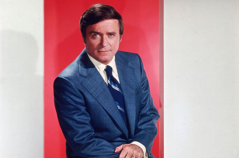 TV talk show host Mike Douglas, who gave Tiger Woods his first national television appearance