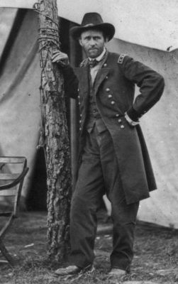 Photograph of General Ulysses S. Grant