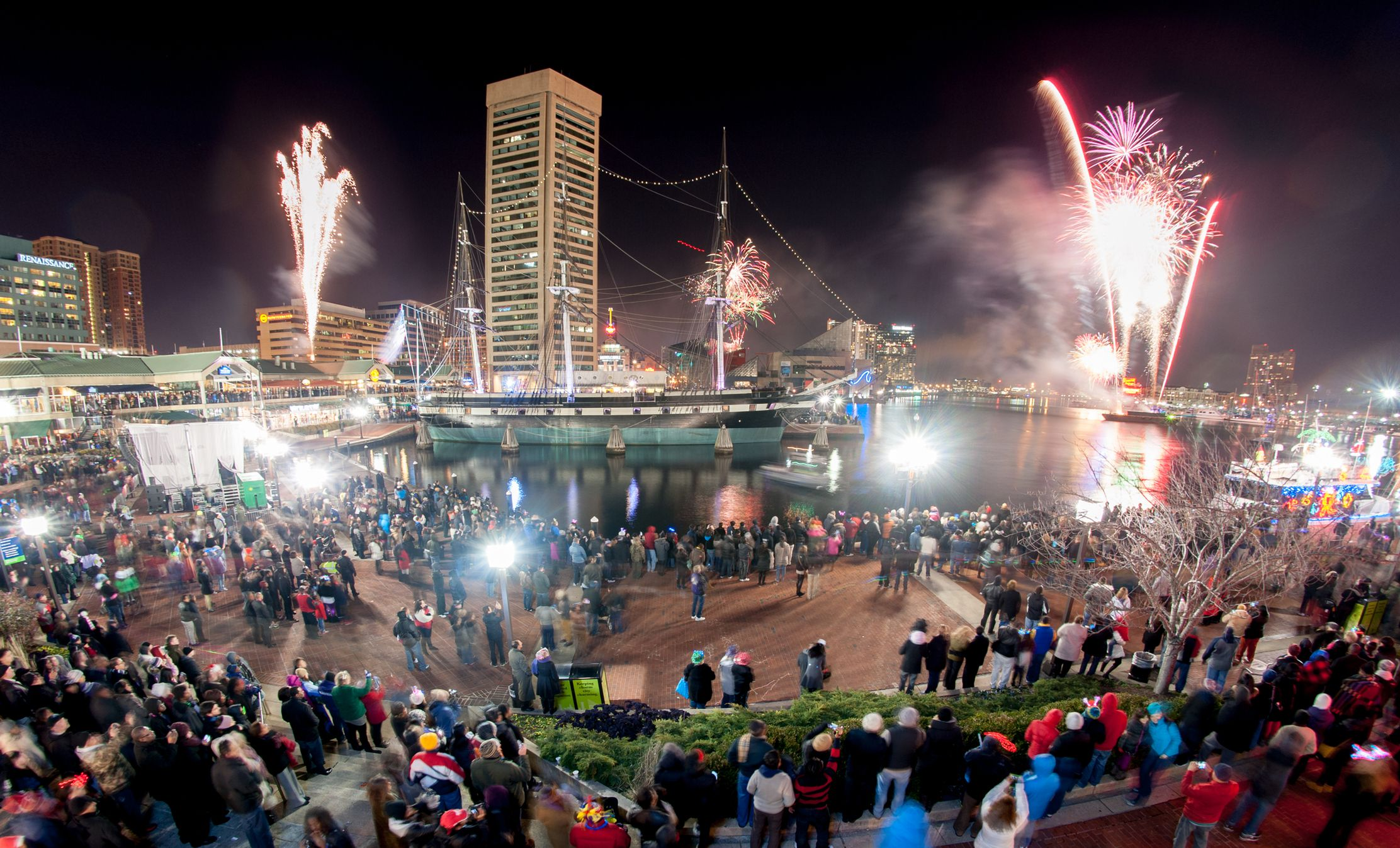 Baltimore New Year's Eve 2016-2017: Best Celebrations