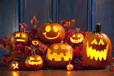 free pumpkin carving patterns and templates for halloween - Halloween Pictures Free