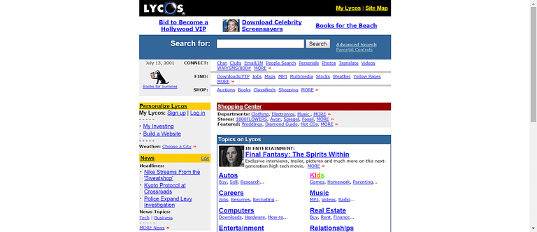 Early Search Engines: Look Back At Early Search History