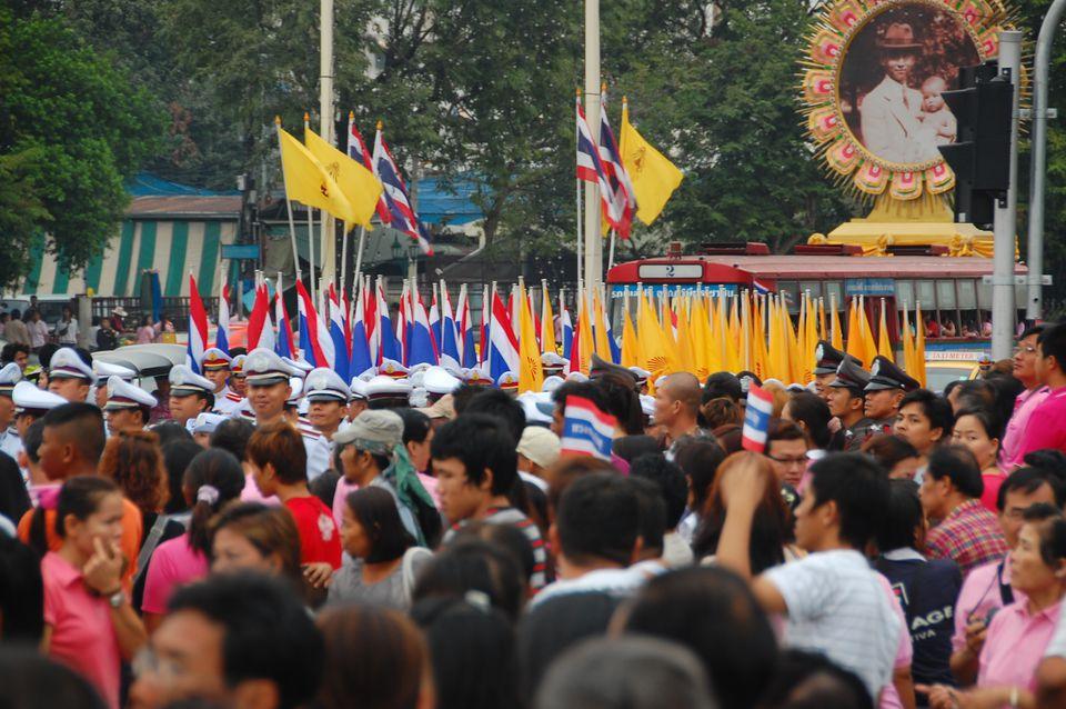 King of Thailand Celebration