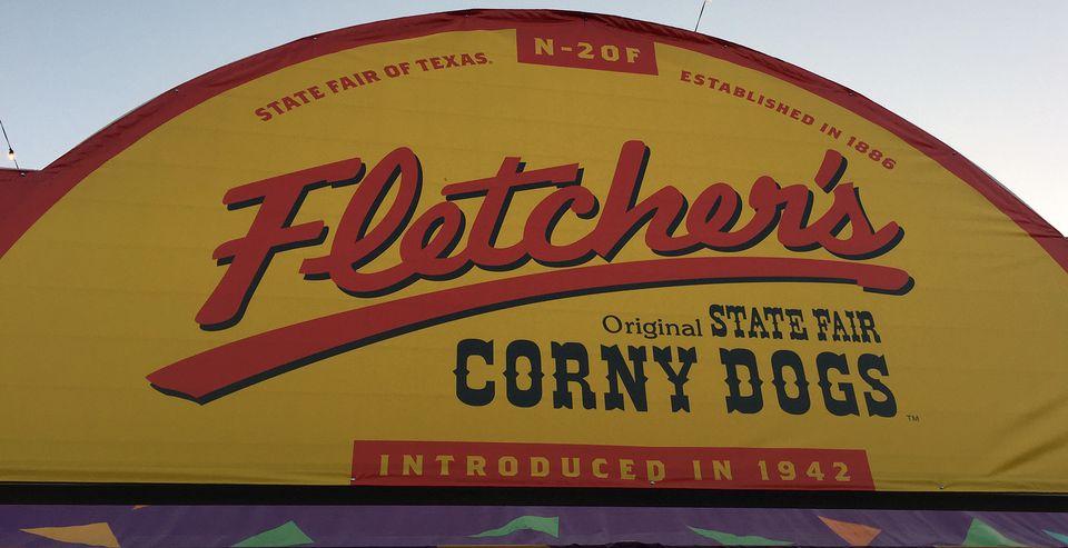 State Fair Corny Dogs