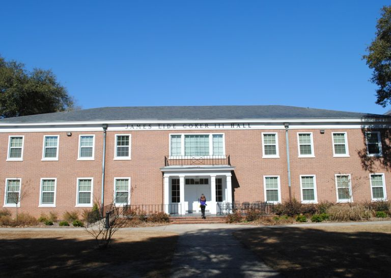 A Coker College Residence Hall