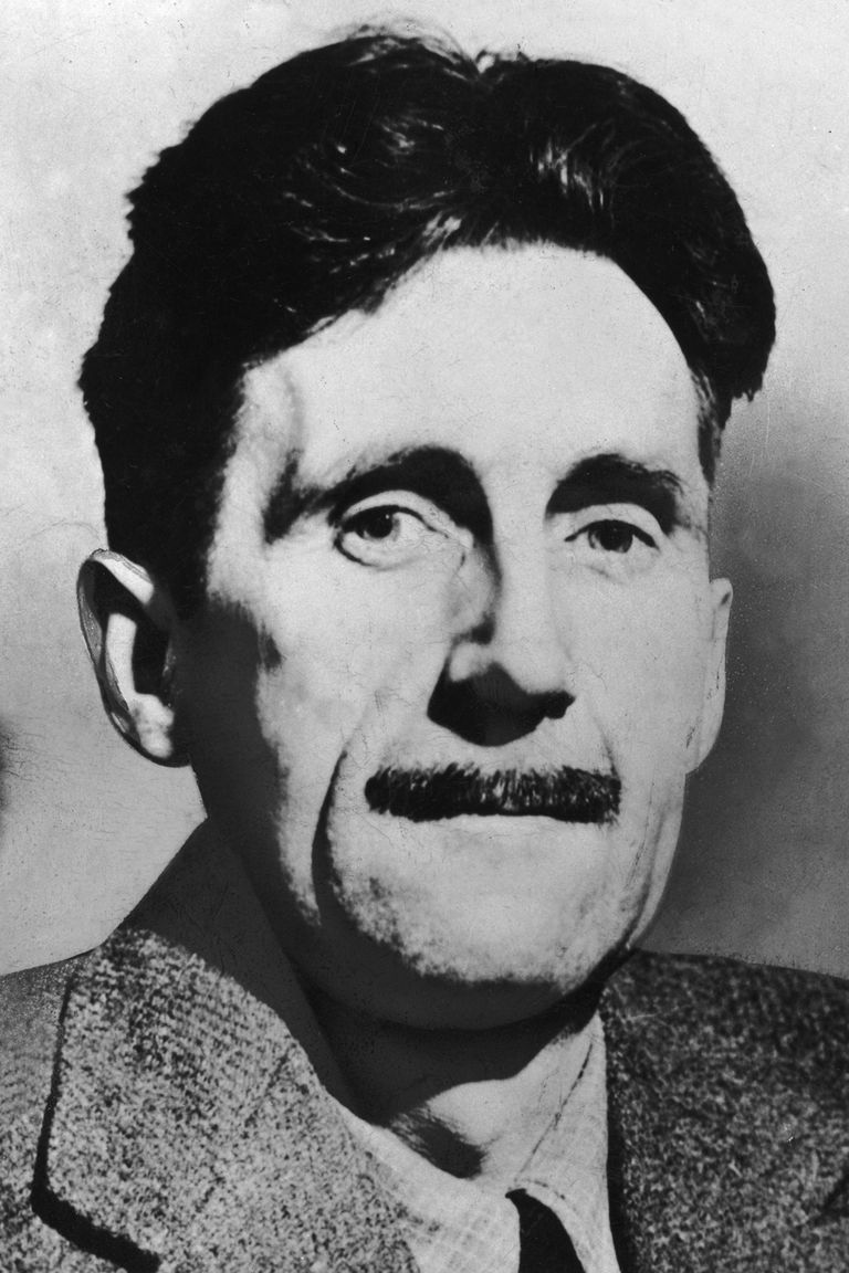 george orwell discussing question Discussion guide for 1984 about 1984 george orwell's 1984 explores the possibility of a dystopia discussion questions george orwell (1903–1950) was.
