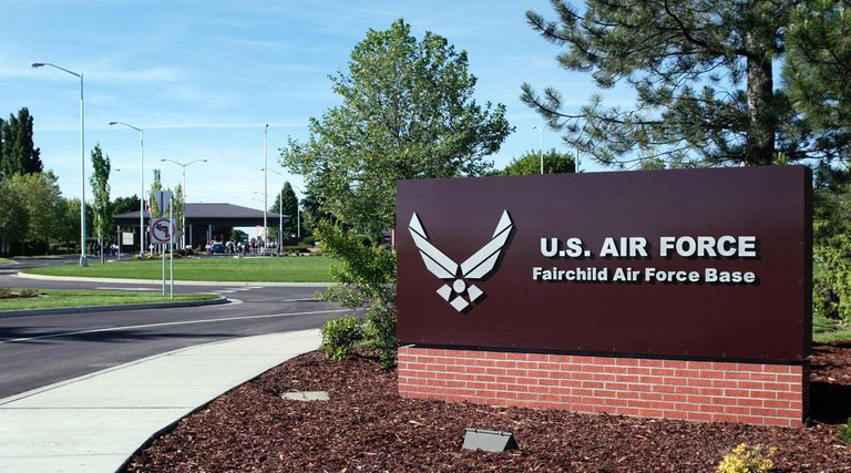 Air Force Bases Beef Up Security After 9/11 Attacks