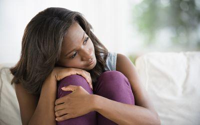 Image result for depressed mother