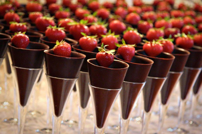 Edible Drinkware from Bar Candy