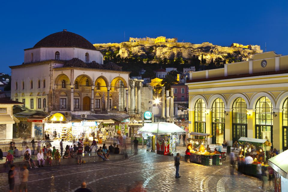 Athens-Classical Tour With-Mateora-packages