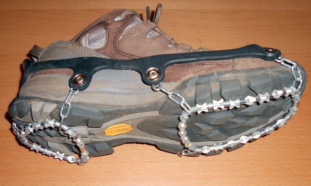 ICEtrekkers Diamond Grip Shoe Chains