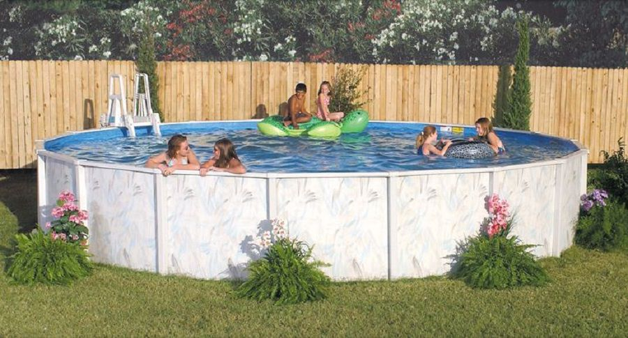 Above ground pool brands and manufacturers for Above ground swimming pool manufacturers