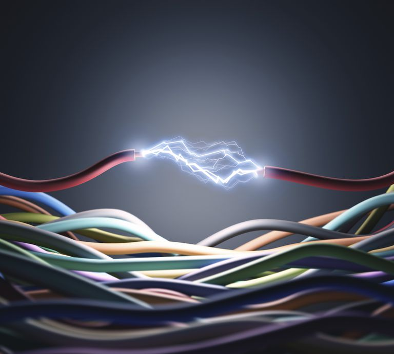 Electricity can serve as electrical energy in which charged particles exert a force that can do work.