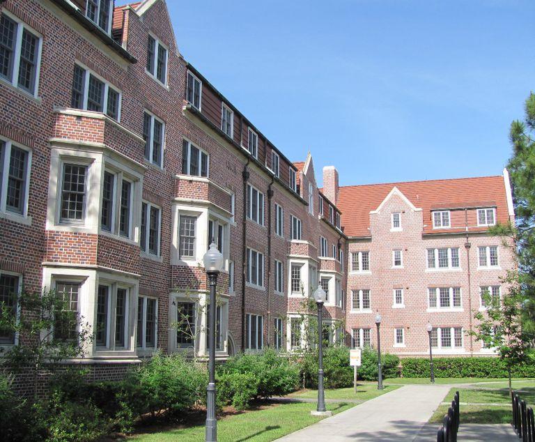 Murphree Hall at the University of Florida