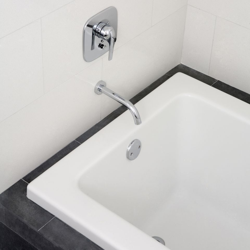 How To Replace A Tub Overflow Gasket