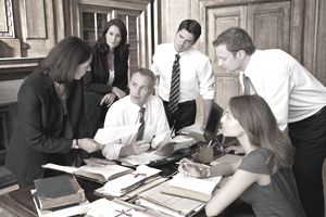 Incidents of nonfeasance may require that your organization work with a legal team.
