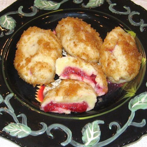 Croatian Plum Dumplings