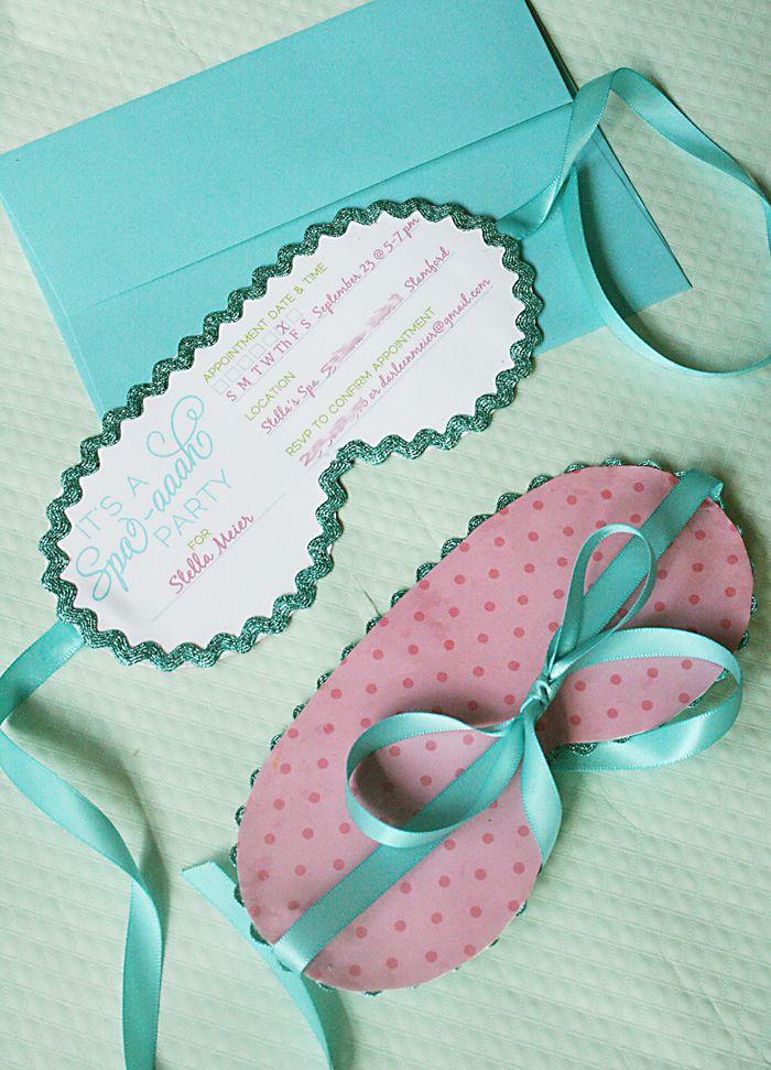15 Free Printable Sleepover Invitations Shell Love