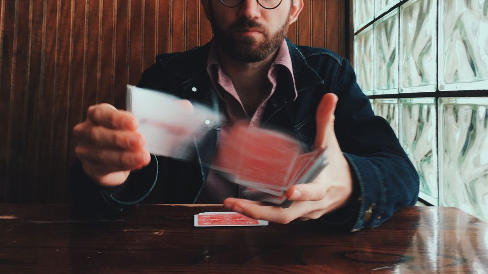 Card flourishes