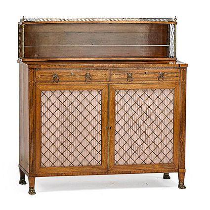 Soundalike Antique Furniture: Régence Vs. Regency - Identifying Antique Furniture Foot Styles