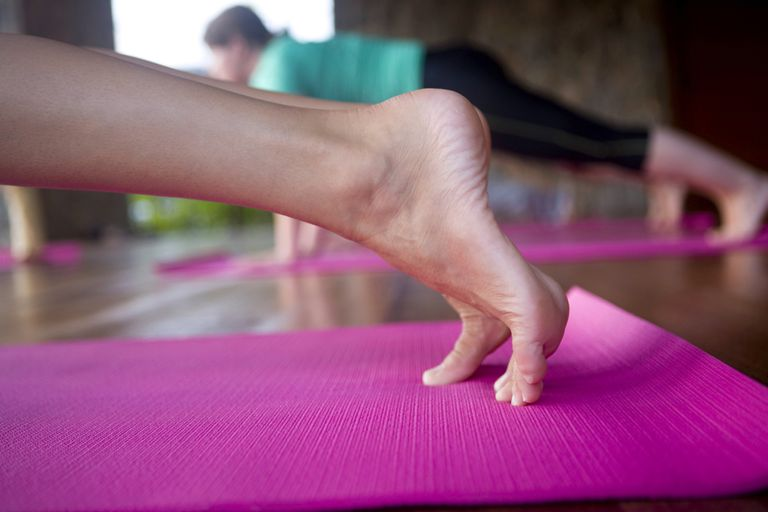 Foot Cramps During Yoga