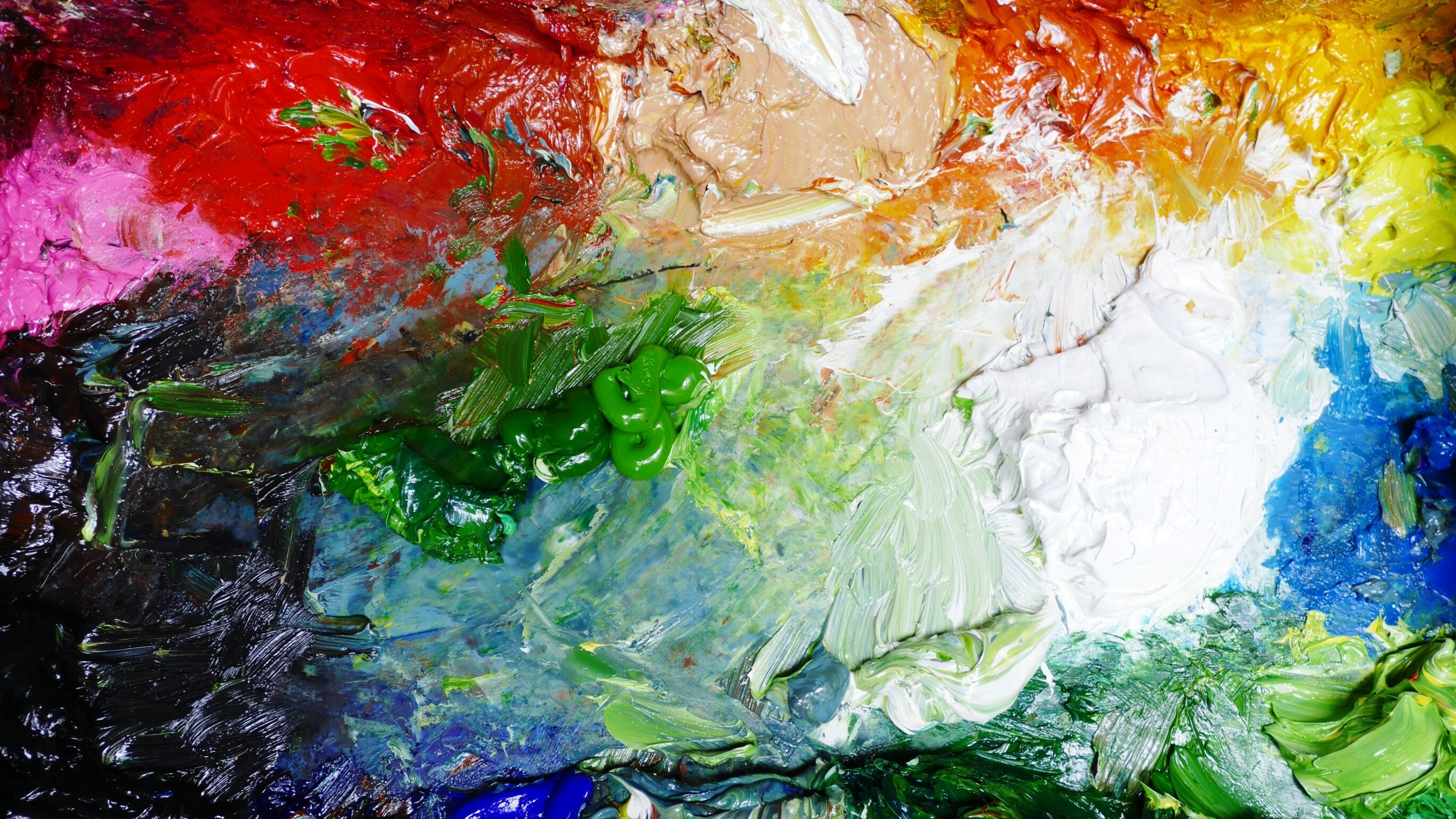 What Are the Ingredients in Acrylic Paint?