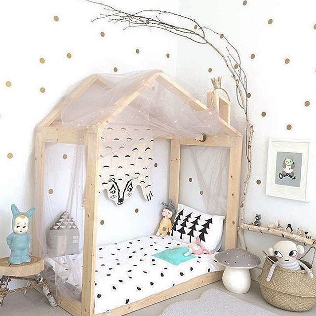 Favourite Scandinavian Nursery Kids Room Decor Items: The Nordic Nursery: Kids Rooms With Scandinavian Style