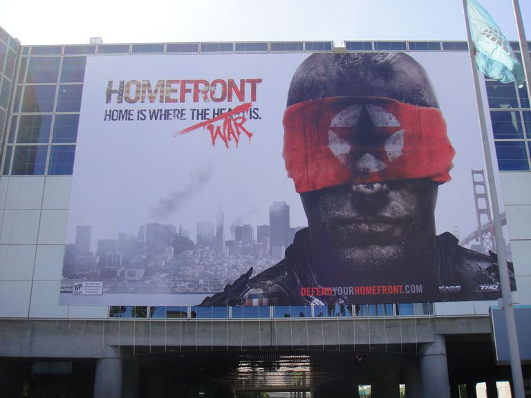Homefront Billboard