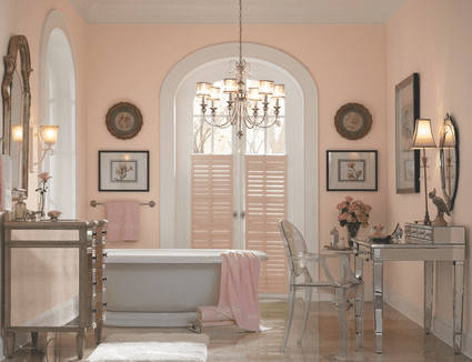 See 7 Gorgeous Pink Paint Colors That Glow In Any Room