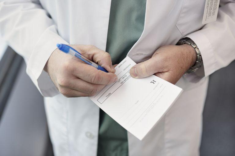 Doctor prescription