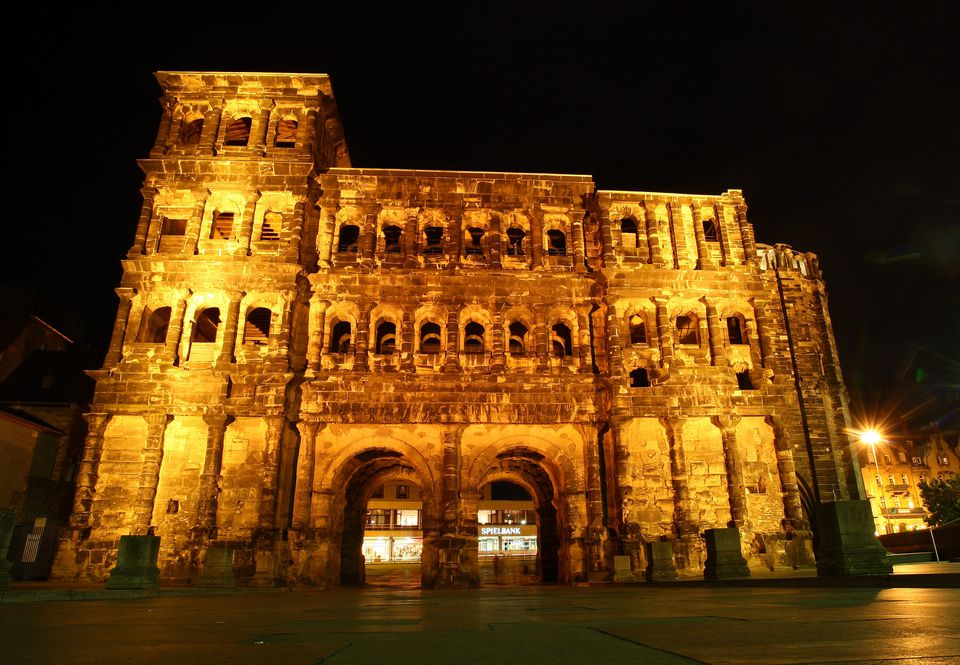 Porta Nigra Gate, Trier