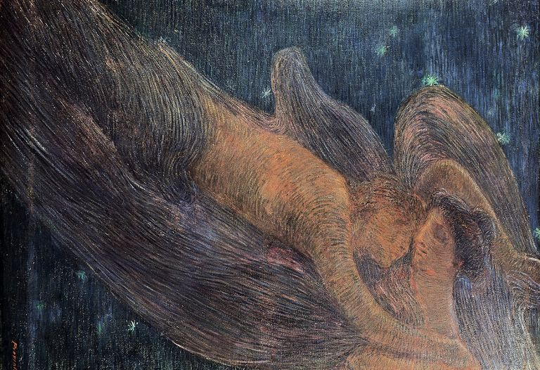 angel hugging person virtues angels encouragement
