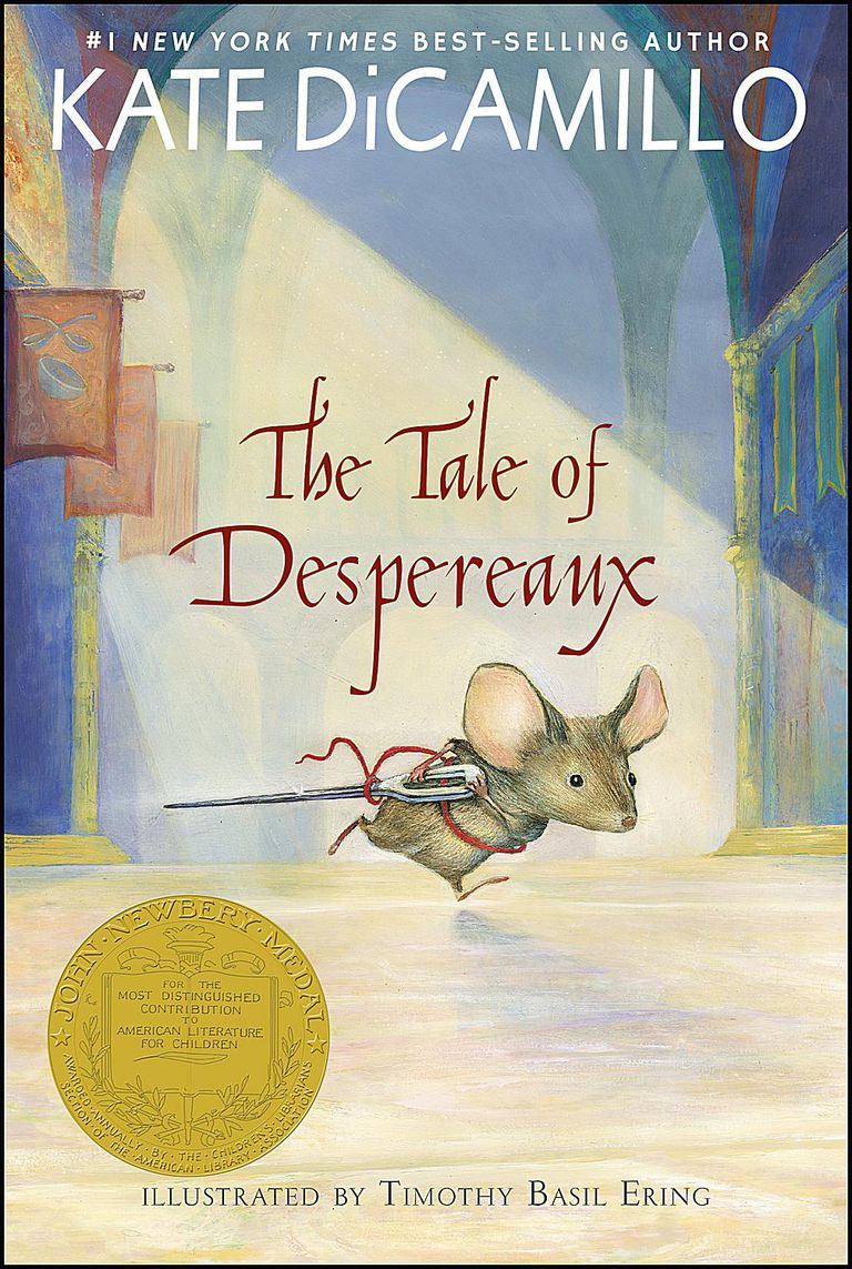 The Tale of Despereaux book cover