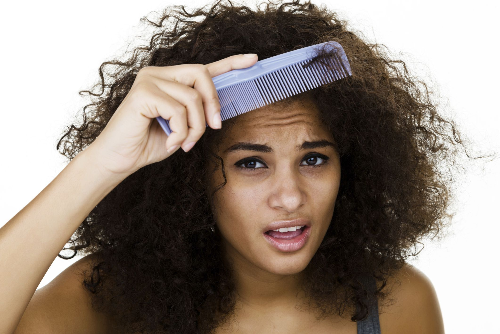 A how to guide to detangling natural hair urmus Choice Image