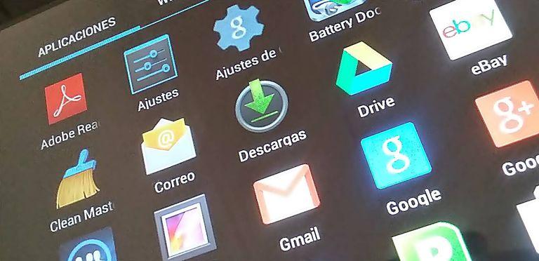 actualizacion de aplicaciones android